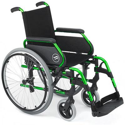 Standaard rolstoel Breezy
