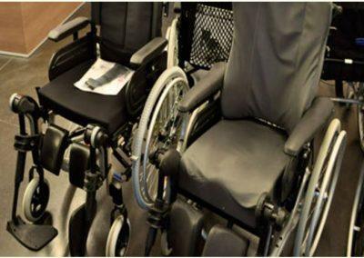 Verhuur rolstoelen